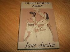 JANE AUSTEN-NORTHANGER ABBEY-1971-1ST FRANKLIN WATTS EDITION-VG-HB