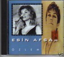 (79R) Esin Afşar, Özlem - 1998 CD