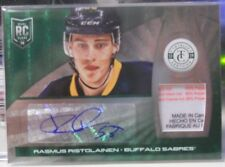 2013-14 Panini Totally Certified Rasmus Ristolainen SP Auto L Tag Jersey RC #/ 5