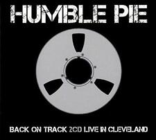 Humble Pie - Back On Track / Live In Cleveland (NEW 2CD)