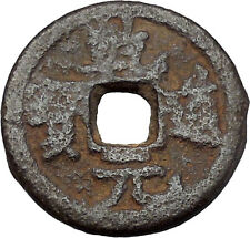 1165AD Chinese Southern Sung Dynasty Qian Dao Ancient China Cash Coin i45335