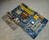 Gigabyte GA-P31-ES3G REV: 1.0 Socket 775 Motherboard complete with BackPlate