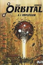 Orbital 4.1, Splitter