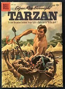 Tarzan #120  Sept 1961