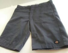 """Dickies Mens sz 40 Charcoal 13"""" Ins Relaxed Fit Multi-Pocket Work Shorts WR640CH"""