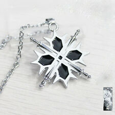 New Anime Vampire Knight Symbol Alloy Star Pendant Necklace Cosplay Jewelry Gift