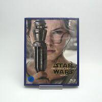 Star Wars: The Force Awakens - Blu-ray Slip Case Edition (2016)
