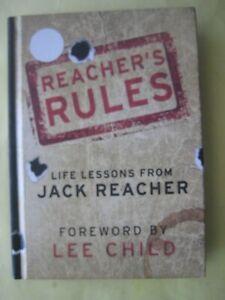 "LEE  CHILD  <>  JACK REACHER""S  RULES"
