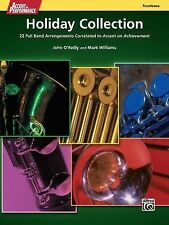 Accent on Performance Holiday Collection: 22 Full Band Arrangements Correlated t