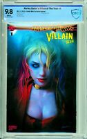 Harley Quinn's Villain of The Year #1 Comic Mint Shannon Maer Ex - CBCS 9.8!