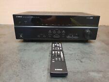 (Pa2) Yamaha RX-V373 AV Receiver 5.1 Channel Surround Sound HDMI Cinema Amp