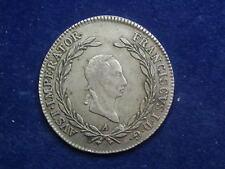 20 Kreuzer  1825 A Wien Franz   W/18/145