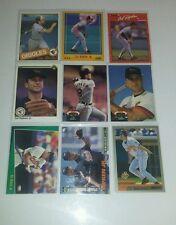 Cal Ripken Jr 9 Card Lot Baltimore Orioles HOF'ER