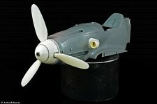 A.M.U.R.Reaver RC3212 1/32 Bf109G-10/K Spinner and Prop Blades (Resin)