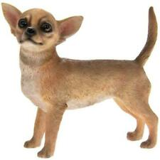 Chihuahua GEM ENCRUSTED Dog Ornament Figurine Statue Figure Gift 19x21x11.5cm