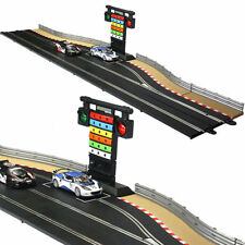 Scalextric Digital C9160j Pit Lane Game C7041 and Left Hand Track Kit