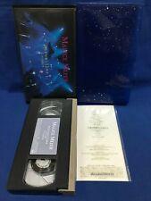 Malice Mizer merveilles l'espace Japan VHS Video Tape NTSC COVA-6191 Gackt 1998