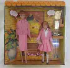 Knitting Pretty Barbie Doll and Skipper Giftset Collectors Gold 1964 Brand New