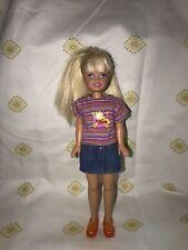 Mattel 1997 Barbie Stacie & Pooh - Stacie Doll
