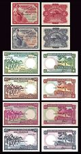 BANQUE DU CONGO BELGE COPY LOT B (1940 - 1944) - Reproductions
