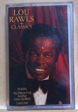 R&B & Soul Compilation Music Cassettes