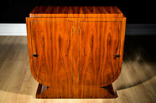 Art Deco Credenza in Noce - Art Deco Walnut Sideboard