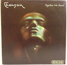 Chanson / Together We Stand vinyl LP 1979 Promo Copy Ex+ Funk / Soul / Disco