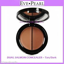 NEW Eve Pearl DUAL SALMON CONCEALER TREATMENT-Tan/Dark Shades FREE SHIPPING
