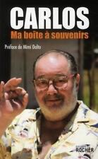Ma boîte à souvenirs Carlos Occasion Livre