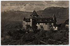carte postale BOLZANO station des soins gries-funiculaire guncinà,hotel