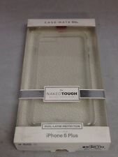 GENUINE Case-Mate Naked Tough Case for Apple iPhone 6s PLUS / 6 PLUS - Clear