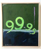 Don Furmas Painting Santa fe New Mexico 99.95 Abstract