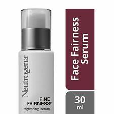 Neutrogena Fine Fairness Brightning Serum 30 ml  Skin Care Free Shipping