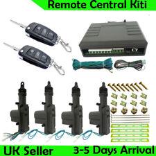 Universal Car Remote Keyless Central Door Locking Kit Car Security System Alarm
