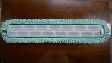 """Rubbermaid Commercial Products Q438  36"""" Microfiber Dry Dusting Pad With Fringe"""