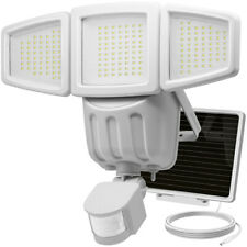Solar Sensor Lights Outdoor, LED 1000 Lumens Ultra Bright Motion  Security Light