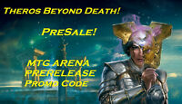 Theros Beyond Death MTG Arena PromoCode Presale