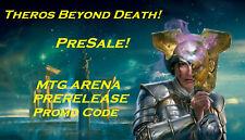 Theros Beyond Death MTG Arena PromoCode Presale