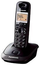 Panasonic KX-TG2511 Telefono Cordless Domestico, Nero CONSEGNA VELOCE