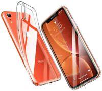 Coque Silicone pour iPhone Xr Etui de Protection Transparent Antichoc Little Bo