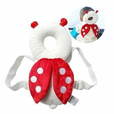 Safety Soft Baby Toddler Head Protector Infant Pad For Baby Walker Ladybug Gift