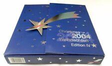 Herpa Wings 1:500 514071 Christmas 2004 Advent Calendar Airplane Model Set of 4