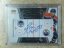 12-13 Panini Crown Royale Scratching the Surface Signatures RYAN NUGENT-HOPKINS