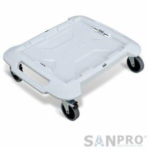 L-BOXX | Sortimo Roller/Rollbrett/Rollwagen / Rollenwagen mit Lenkrollen+Bremse