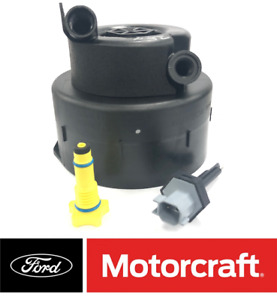 11-16 6.7L Ford Powerstroke OEM Diesel HFCM Fuel Filter Cap Assembly (3900)