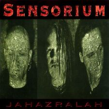 SENSORIUM Jahazralah - CD (Fields of the Nephilim)