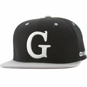 Gold x Frank's Chop Shop Starter Snapback Cap Skateboard hat(black / silver)