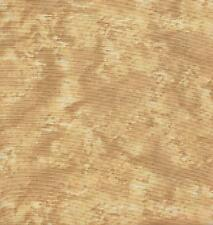QUILT FABRIC: 100% COTTON,  SMOOTHIE, CAMEL SM-15, Tonal blender, Per Yard