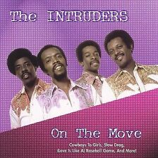 THE INTRUDERS - ON THE MOVE -  *NEW CD*