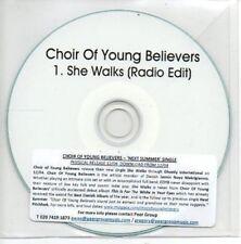 (AL723) Choir of Young Believers, She Walks - DJ CD